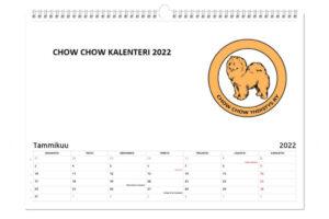 kalenteri 2022
